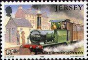 Jersey 1985 Railway History II a