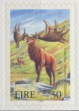 Ireland 1999 Extinct Irish Animals i