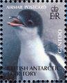 British Antarctic Territory 2003 Penguins of the Antarctic f.jpg