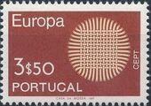 Portugal 1970 Europa b