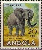 Angola 1953 Animals from Angola e