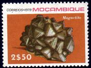 Mozambique 1979 Minerals from Mozambique c