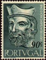Portugal 1955 Portuguese Kings d