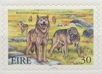 Ireland 1999 Extinct Irish Animals h