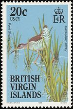 British Virgin Islands 1985 Birds of the British Virgin Islands i