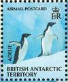 British Antarctic Territory 2008 Penguins of the Antarctic k.jpg