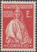 Portugal 1926 Ceres (London Issue) x