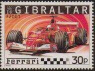 Gibraltar 2004 Ferrari Formula 1 Cars c