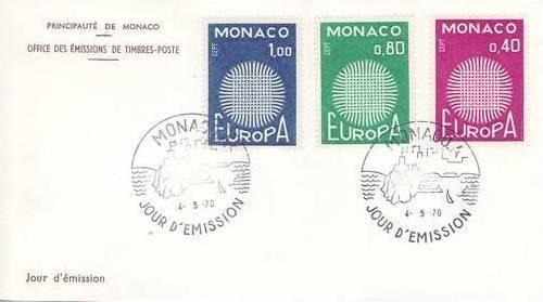 Monaco 1970 Europa f