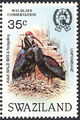 Swaziland 1984 WWF Southern Bald Ibis a.jpg