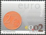 Portugal 2002 Euro b