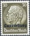 German Occupation-Luxembourg 1940 Stamps of Germany (1933-1936) Overprinted in Black k.jpg
