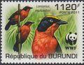 Burundi 2011 WWF Papyrus Gonolek c.jpg