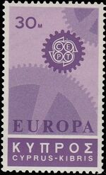 Cyprus 1967 Europa-CEPT b