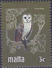 Malta 1981 Birds a