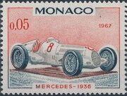 Monaco 1967 Automobiles c