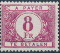 Belgium 1949 Postage Due Stamps (Digit on White Background) d.jpg