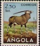 Angola 1953 Animals from Angola j