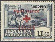 Portugal 1931 Red Cross - 400th Birth Anniversary of Camões e