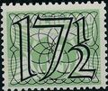 Netherlands 1940 Numerals - Stamps of 1926-1927 Surcharged f.jpg