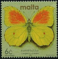 Malta 2002 Butterflies and Moths g