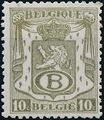 Belgium 1946 Coat of Arms - Official Stamps a.jpg