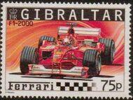 Gibraltar 2004 Ferrari Formula 1 Cars f