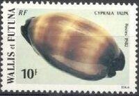 Wallis and Futuna 1982 Sea shells a