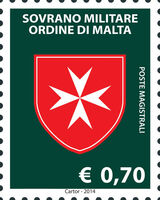 Sovereign Military Order of Malta 2014 The Maltese Cross c