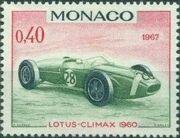 Monaco 1967 Automobiles i
