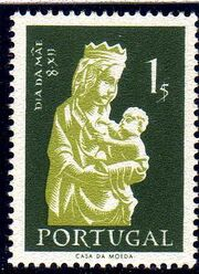 Portugal 1956 Mothers' Day a
