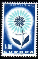 Portugal 1964 Europa a