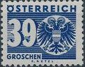 Austria 1935 Coat of Arms and Digit k.jpg