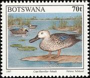 Botswana 1997 Birds j