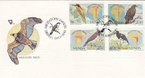 Venda 1983 Migratory Birds i