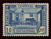 Portugal 1925 Birth Centenary of Camilo Castelo Branco g