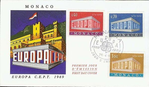 Monaco 1969 Europa d