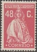 Portugal 1926 Ceres (London Issue) l