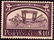 Portugal 1952 National Coach Museum a