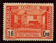 Portugal 1925 Birth Centenary of Camilo Castelo Branco i