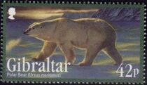 Gibraltar 2011 Endangered Animals d