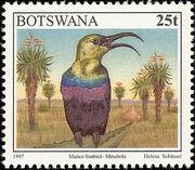 Botswana 1997 Birds g