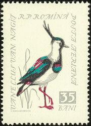Romania 1959 Birds c