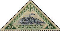 Mozambique company 1937 Assorted designs f