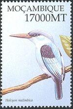 Mozambique 2002 Birds of Africa af
