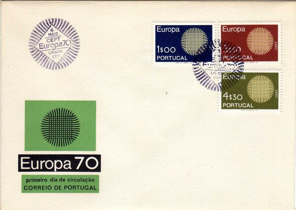 Portugal 1970 Europa l