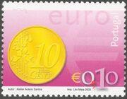 Portugal 2002 Euro d