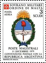 Sovereign Military Order of Malta 1986 Agreements Concluded by The Postal d