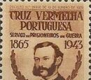 Portugal 1943 - Red Cross - Cinderellas