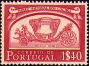 Portugal 1952 National Coach Museum f